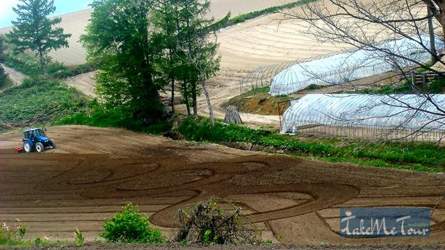 Biei ศิลปะบนผืนดิน แห่ง ฮอกไกโด