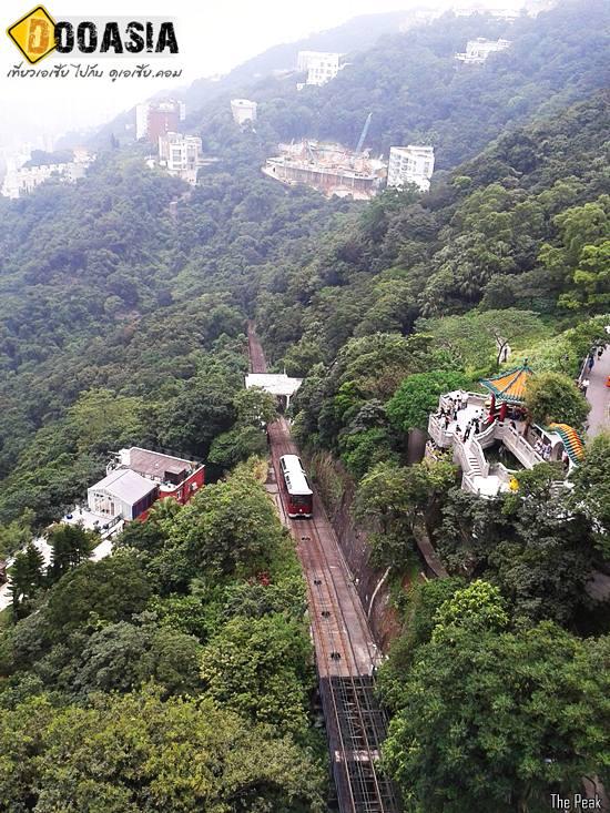 The Peak Tram (11)