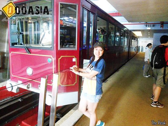 The Peak Tram (19)