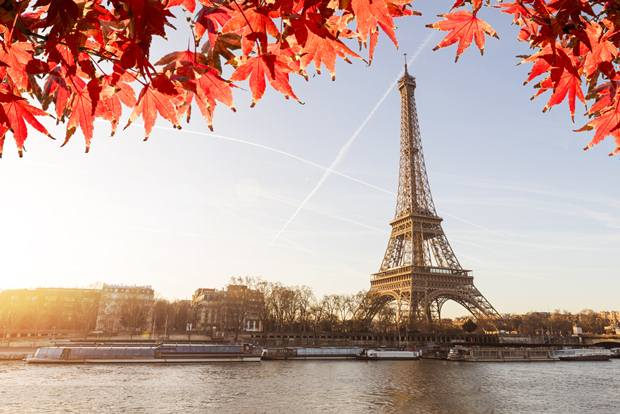 Eiffel Tower, Paris, France. Top Europe Destination.