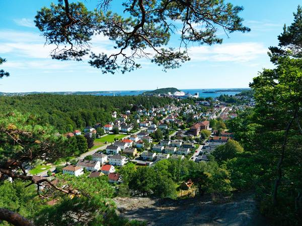Norwegian City, Kristiansand